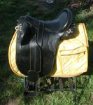 Draft Stockrider Endurance Saddle
