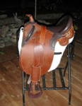 Draft horse Australian saddle by Sydney Saddleworks
