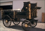Robert Carriages Special Edition 4 Horse Hitch Wagon