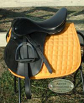 Haflinger saddle Ascot International