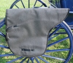 Amish made Australian neoprene shock absorbing saddle pad