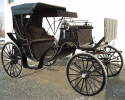 The Victoria by Roberts Carriages
