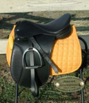 The Commander dressage saddle