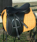 Commander Dressage Saddle - Draft Size
