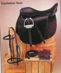 Equitation Show Saddle Package lane Fox