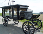 Custom made Hearse by Robert Carriages