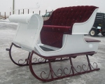 One Seat Sleigh by Robert Carriages