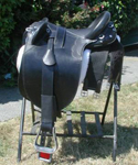 Draft Horse Mounted Police Australian Saddle