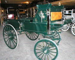 Robert Carriages Poni Size Hitch Wagon