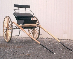 Robert Carriages Premium Show Cart